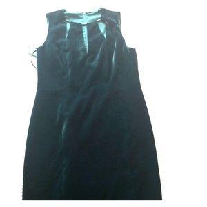 Elie Tahari velvet dress